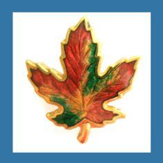 THINKING DAY Girl Scouts International Canadian MAPLE LEAF PIN Canada Enamel   eBay