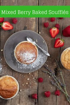 Light and airy soufflé, a quick and impressive dinner party dessert.