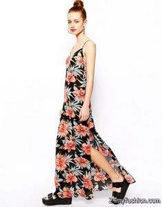Awesome Newlook maxi dresses 2018-2019 Check more at http://24myfashion.com/2016/newlook-maxi-dresses-2018-2019/