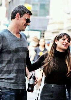 The way he looked at her