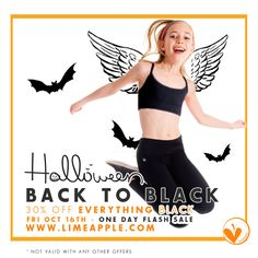 Shop unique Girls Clothing online featuring boutique limited edition tees, active swimwear, and active separates. Yoga Girls, Girls Clothing Stores, Online Clothing Stores, 1 Day Only, Girl Scout Crafts, Halloween Sale, Tween Girls, Yoga Wear, Back To Black
