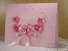 from the tool shed: Pink Wedding Roses