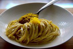 https://flic.kr/p/Js2yZ4 | Linguini ao limone. Massa com lemon pepper na…