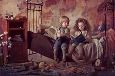 Sochi, Russia based photographer Karina Kiel redefines children photography with her charming style and imagination. Children are the heroes of her images Children Photography, Fine Art Photography, Portrait Photography, Photography Ideas, Woman Reading, Kids Reading, Reading Books, Happy Children's Day, Thing 1