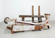 Anthony Caro, Bench, 2011-13