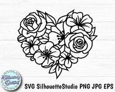 Sunflower Hearts, Graphic Design Programs, Monogram Frame, Anchor Monogram, Christmas Templates, Heart Frame, Frame Clipart, Star Flower, Love Valentines