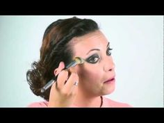 Create the perfect smoky eye with Kate McCarthy's easy and professional tips. Use the Smoky Eye Kit to perfect the the look- http://www.gloprofessional.com/smoky-eye-kit!