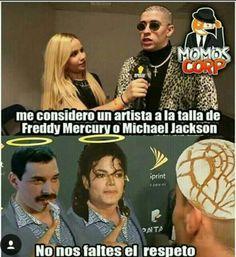 momos >:v – Memes Hilariantes, Best Memes, Latina Meme, Triste Disney, Rock Argentino, Queen Freddie Mercury, Rap, Read News, Michael Jackson