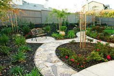 landscaping backyards with rocks | ... -backyard-bench-stone-patio-path-hardscape-capital-landscape-web1.jpg