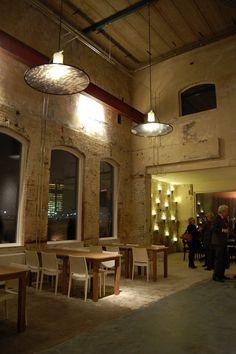 Cafe restaurant Stork, Amsterdam,