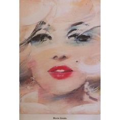 Marilyn Monroe Movie Great Polish Poster ($150) ❤ liked on Polyvore featuring home, home decor, wall art, posters, marilyn monroe posters, movie home decor, movie posters, marilyn monroe wall art and polish movie posters
