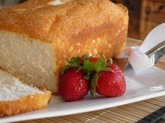 gluten-free cake; reduce sugar by half; fabulous