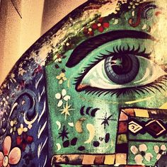 Urban art. Street art. Art. Graffiti.