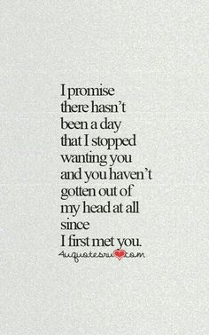 Took the words right out of my mouth. wanting you, is something that can and will never stop. Being with you is the most amazing and magical thing that has ever and will ever happen to me. I love you so very very much Love Quotes For Her, Romantic Love Quotes, Good Life Quotes, Great Quotes, Quotes To Live By, Inspirational Quotes, Forever Love Quotes, Love Quotes For Marriage, Quotes About Loving Someone