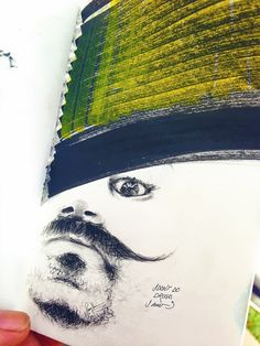 I don't do drugs, I am drugs #sketch #art #portrait