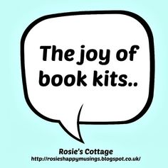 Rosie's Cottage: The Joy Of Book Kits <3 A little review of my latest two including furbaby treat recipes and a fab Beatles gift set <3