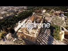 Acropolis & the Parthenon - Athens fab drone aerial view | Smile Greek