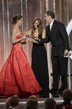 I absolutely LOVE Jennifer Lawrences dress from the golden globes!