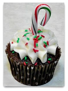 Christmas Cupcake Recipes and Decorating Ideas
