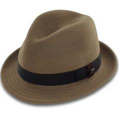 39bf24d4df2 Belfry Paine - Murino Wool Fedora  119 from Hats in the Belfry Hats In The  Belfry
