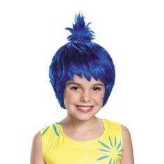Disney Pixar's Inside Out Joy Child Costume Wig One Size