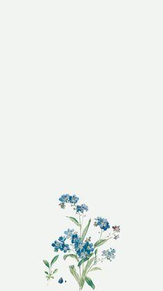 Cute Simple Wallpapers, Simple Iphone Wallpaper, Minimal Wallpaper, Flower Phone Wallpaper, Spring Wallpaper, Iphone Background Wallpaper, Pastel Wallpaper, Pretty Wallpapers, Aesthetic Iphone Wallpaper