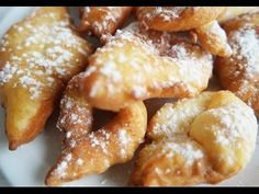 Best donut in the world Mini Desserts, Sweet Desserts, Easy Desserts, Snack Recipes, Dessert Recipes, Cooking Recipes, Snacks, Churros, Mardi Gras Food