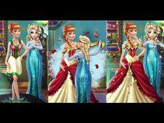Frozen Elsa Tailor for Anna - Funny Frozen Games
