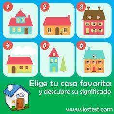 Tu tipo de casa favorita y sus características principales (puertas, ventanas, formas, detalles) además de proyectar muchos de tus s...