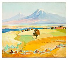 View past auction results for MartirosSarian on artnet