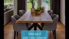 Shop de nieuwe collectie van https://www.tafels99.nl en laat je verrassen door de mooiste robuuste eiken kloostertafels, industriële tafels en boomstamtafels!