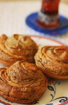 Tahinli Ballı Tarçınlı Çörek 1