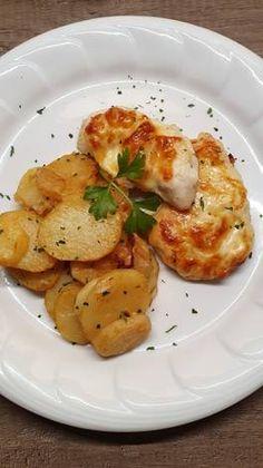 Baked Potato, Potatoes, Baking, Ethnic Recipes, Bakken, Bread, Potato, Backen, Roasted Potatoes