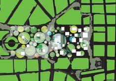 Resultado de imagen de oma les halles Design Lab, Architecture Design, Images, Studio, Urban, Architecture Layout, Studios, Architecture