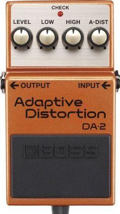 Boss DA-2 Adaptive Distortion Pedal Boss Audio http://www.amazon.com/dp/B00BFN599I/ref=cm_sw_r_pi_dp_FHTAub1GX1C6M