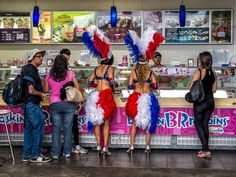 31 Flavors and Feathers by Chaz Wright on 500px