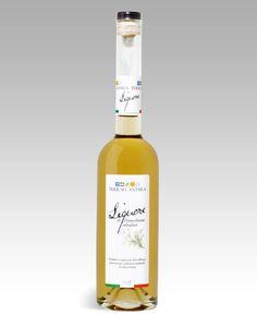 Liquore dolce a base di finocchietto selvatico.