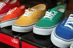 Tênis Vans Coloridos