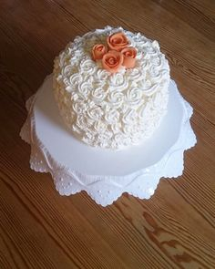 Rosentorte Cake, Desserts, Food, Homemade, Pies, Pie Cake, Meal, Cakes, Deserts
