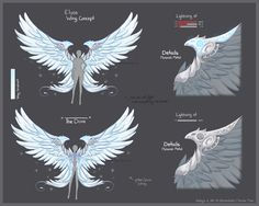 """My entry for Aion Wing Contest held by Gameforge and NC Soft for the MMO Game """"Aion"""". This is my concept for the elyos. The Elyos live in the kingdom of Elysea, which spans the lower half ofA..."""