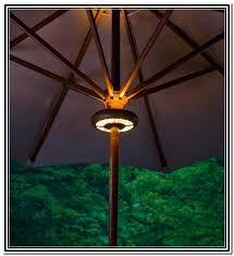 Image result for outdoor umbrella light