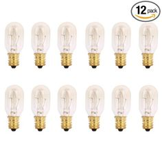 TGS Gems 25 Watt Himalayan Salt Lamp Light Bulbs Incandescent for sale online Salt Lamp Bulbs, Salt Rock Lamp, Himalayan Salt Lamp, Incandescent Light Bulb, Lamp Socket, Night Lamps, Lamp Light, Night Light, Lights