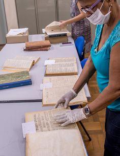 Arquivo Público mantém vivos os 297 anos da história de Cuiabá - Notícias - mt.gov.br