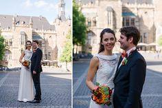 Wedding M&M, Katschhof Aachen