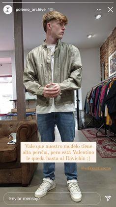 Khaki Jacket, Bomber Jacket, Valentino, Board, Jackets, Fashion, Templates, Down Jackets, Moda