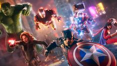 "Square Enix's Marvel Avengers had all the makings for a successful game. So what went wrong? Every time I see Marvel Avengers pop up in my timeline, I think to myself ""damm, what a shame""! Marvel Avengers came at the […] The post What Went Wrong With Square Enix's Marvel Avengers? appeared first on OmniGeekEmpire. Marvel Avengers, Avengers Cast, Blue Ghost Rider, Xbox One, Avenger Time, Video Game Reviews, Rocket Raccoon, Next Week, New Adventures"
