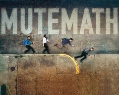 MUTEMATH from New Orleans, Louisiana, United States | Alternative Rock, Indie Rock, Electronica, Psychedelic Soul, Post-Rock soundsnletters.com