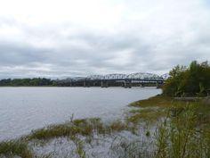 Fort Frances, ON, Canada & International Falls, MN USA
