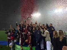 Torino vinder suppercuppen over Lazio