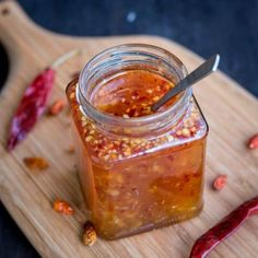 Sweet Chilli-Pineapple Sauce